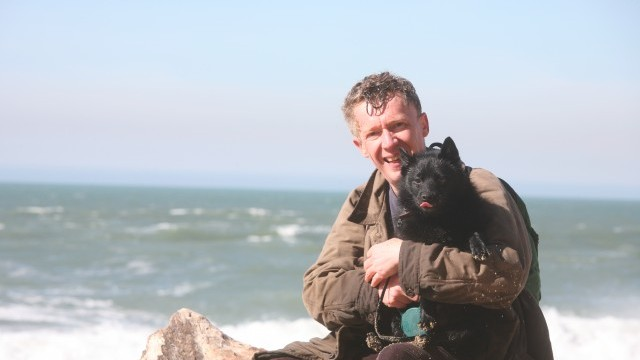 Bear and Dr. Emanuel Mignot